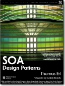 SOA Patterns book cover