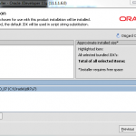 Oracle JDeveloper 11g 11.1.1.6 - JDK Selection