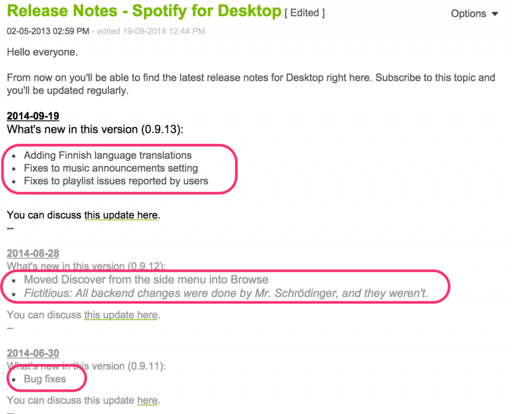 Software development at spotify is just work