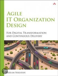 Agile organisation design