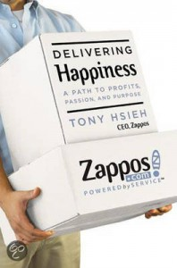 Delivering Happiness - studying organisational culture