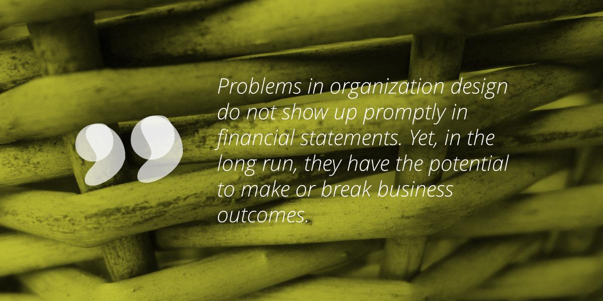 Organizational Debt